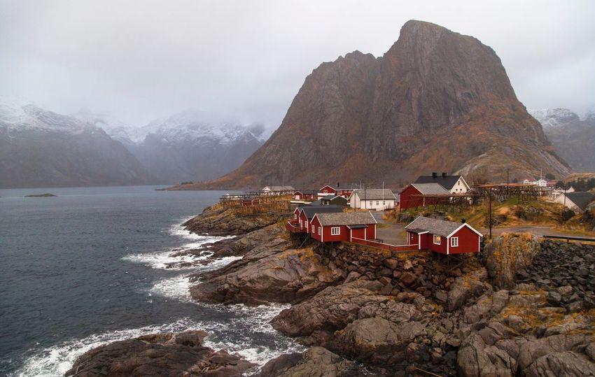 Hamnøy Lofoten Lofoten Islands