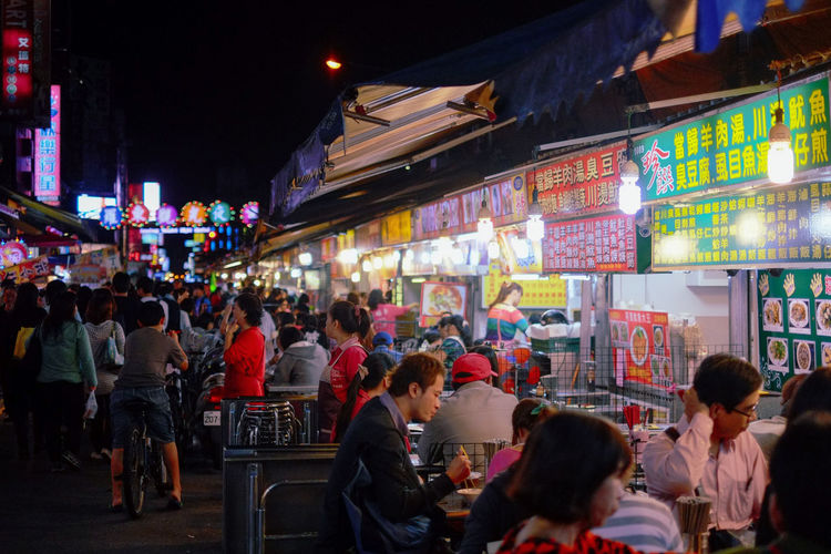 Night Market at
