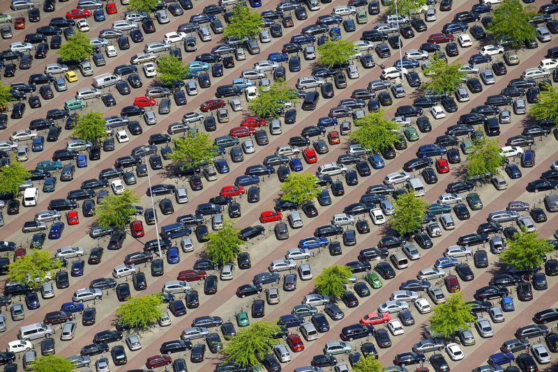 Parking space taken from the sky The Netherlands Traffic Day High Angle View Holland Holland❤ In A Row Large Group Of Objects No People Outdoors Parking Parking Area Parkingplace