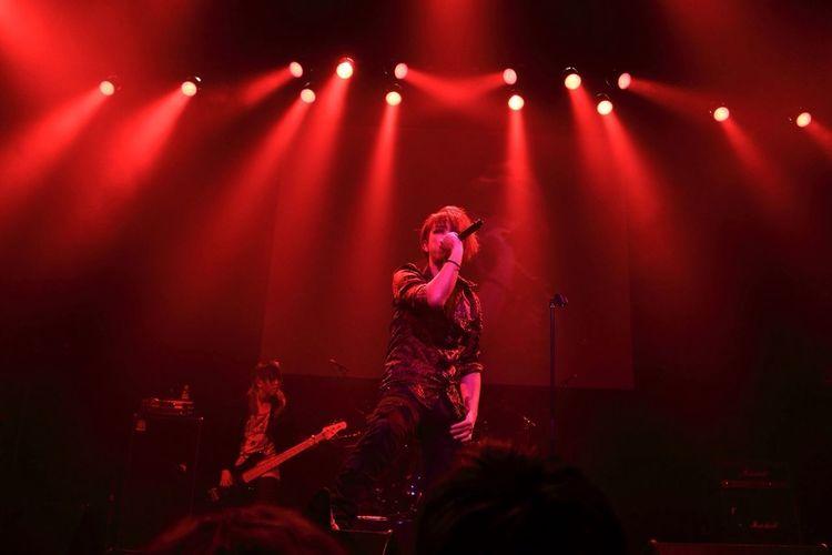 "Live Performance Of ""Lu-ke"" Performed In 2013.1.28 Akasaka BLITZ. 〈18〉"