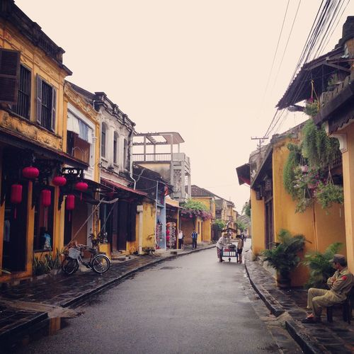 Hoi An old quarter