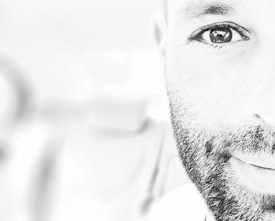 me Telaviv Israel Hello World Me Selective Focus Self Portrait Selfie ✌ Summer EyeEm Selects Bnw Human Eye Portrait Human Face Looking At Camera Eyeball Headshot Women Young Women Close-up Eyebrow Eye