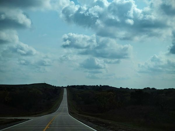 Photo essay - Marysville, Kansas October 15, 2016 A Day In The Life Autumn Camera Work Cloud Cloud - Sky Country Road Countryside Cumulus Cloud Diminishing Perspective Eye For Photography EyeEm Best Shots EyeEm Gallery Kansas Non-urban Scene October Photo Diary Photo Essay Roadtrip Rural America Small Town Stories Solitude Storytelling The Way Forward Vanishing Point Visual Journal
