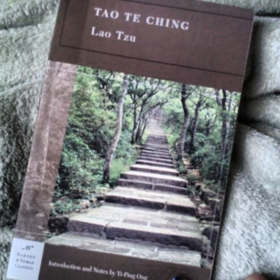 The most thought-provoking book I've ever read. TaoTeChing Tao  LaoTzu