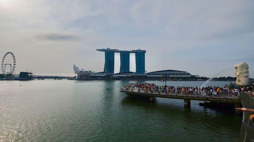 鸟瞰新加坡🇸🇬
