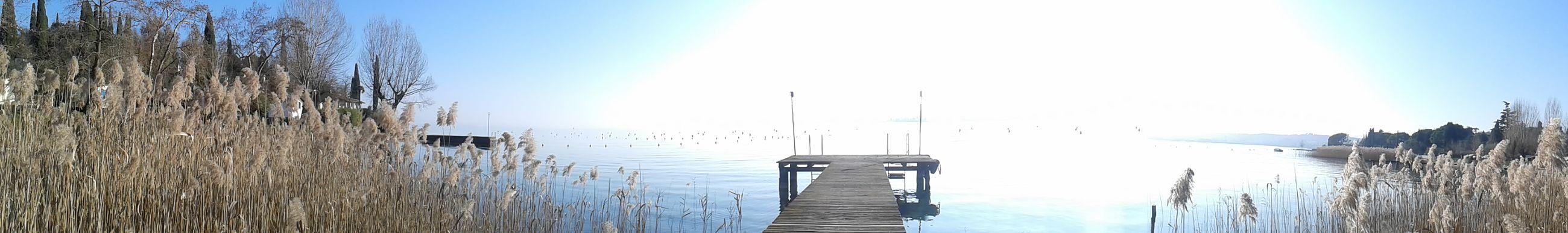 Ultimo Lago Di Garda San Felice Del Benaco Good Morning