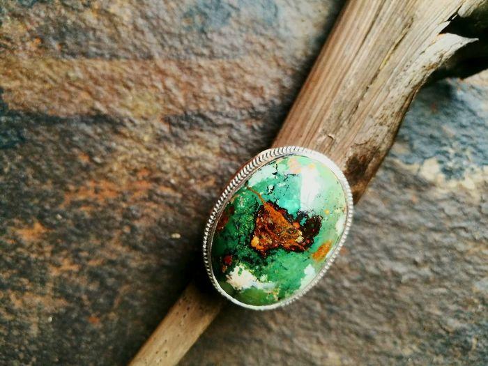 Gemstones Close-up Stone Exotic Gem Akik Green Leaf Ring Outdoors Lieblingsteil
