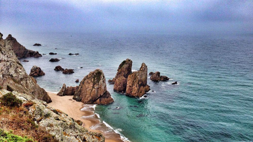 Ocean Nature Landscape Sea