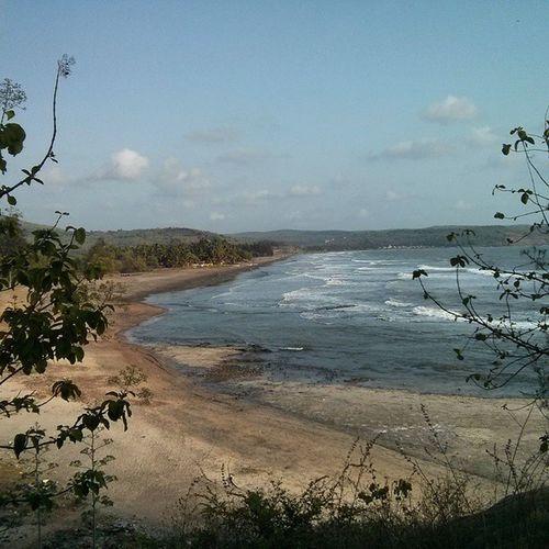 Ladghar_beach Picoftheday Tagsforlikes Beach Konkancoast Konkan Dapoli Maharashtra Konkandiaries Instagood Instaclick Instapic Beachlife