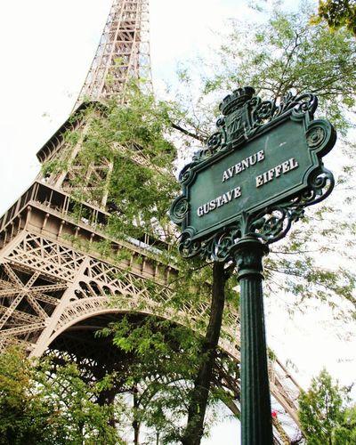 Eiffel Eiffeltower Paris Gustave Eiffel Avenue City Of Love