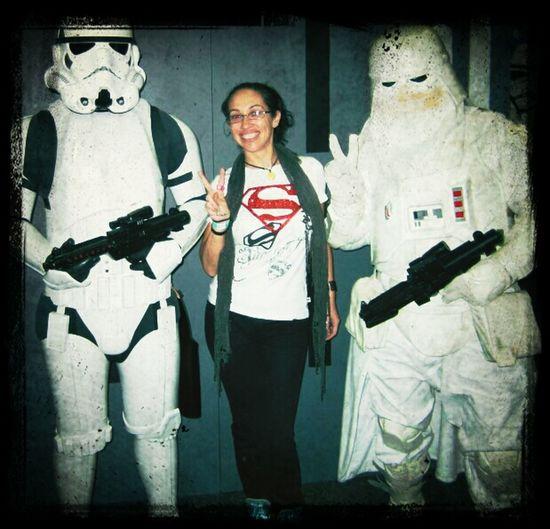 Star Wars Enjoying Life Supanova