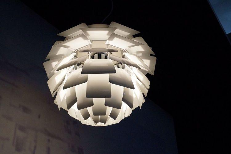 Lamp Modern Lampara Moderna Blanca White