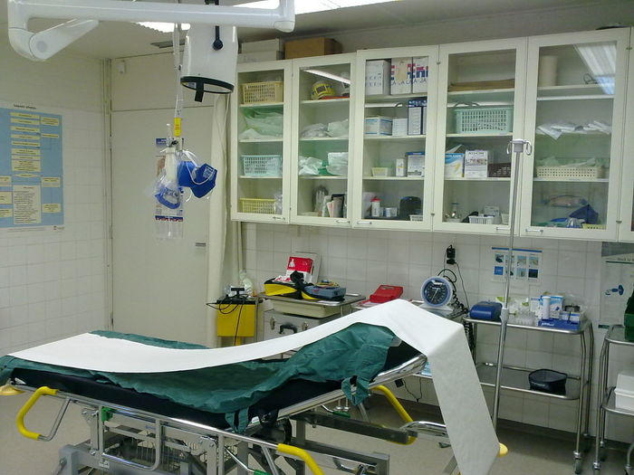 At Work First-aid Room