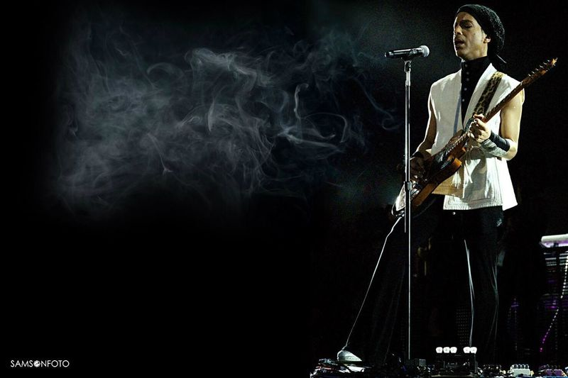Prince Live at