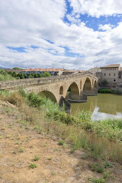 Camino De Santiago Navarra Puente La Reina