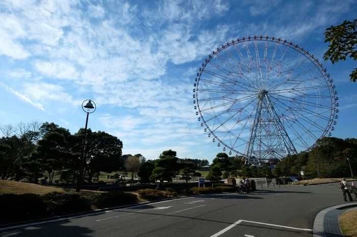 Shaping The Future. Together. Japan Wheel Ferris Wheel Tourist Attraction  Attraction Park Tokyo,Japan Tokyo Buildings