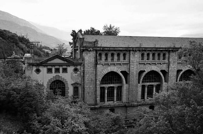 Old Buildings Vintage No People History Building Exterior Outdoors Nikon Nikonphotography Italy Trentino  Rovereto Oldindustry Built Structure