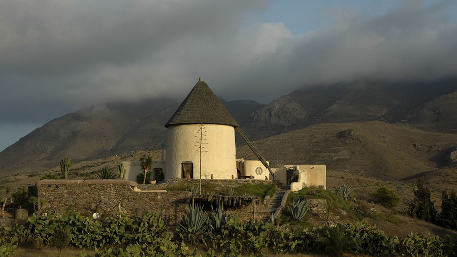 Architecture Beauty In Nature Cabo De Gata Nijar Molino Nature
