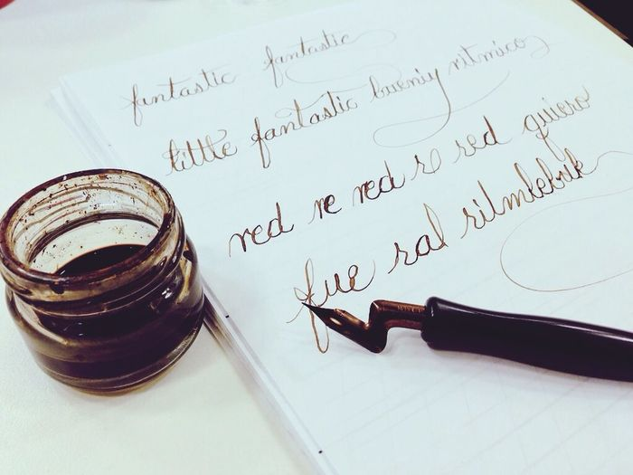 Lettering the original way Mariogordon Enjoying Life Creativity Typography Creative