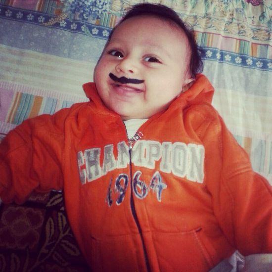 Goodman Moustache Smile ✌