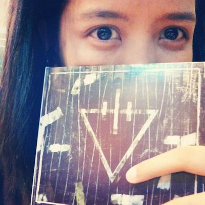 I got it ready for tomorrow @tdwpband live in Bangkok TDWP Thedevilwearsprada Album Metalcore Metalhead Metal Lifestyle Happy Awesome