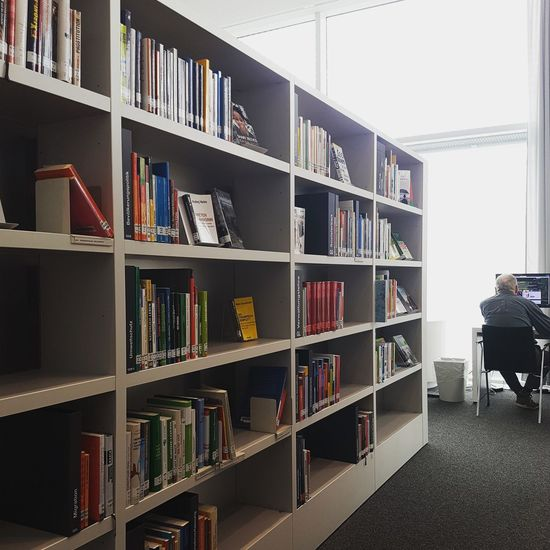 Absence Abundance Arrangement Book Books Bookshelf Bookstagram Choice Day Desk Education Empty In A Row Large Group Of Objects Library Multi Colored No People Repetition Shelf Side By Side The Week On EyeEm Variation