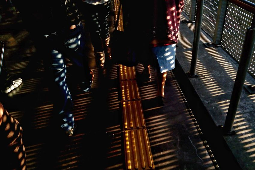 walking people, Shunshine Shadows Local People Lifestyles Walking Full Length Side View Sunlight Leisure Activity Person Casual Clothing Day Mobility In Mega Cities