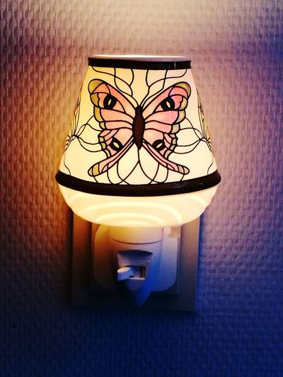 Indoors  Close-up No People Light In Butterfly On A Lamp Made By Noesie HuaweiP9Photography Light In The Night Indoors  Night Lamp Butterfly On A Lightlamp Decorations Light On The Wall Light On Light And Shadow Art Is Everywhere EyeEmNewHere The Week On EyeEm