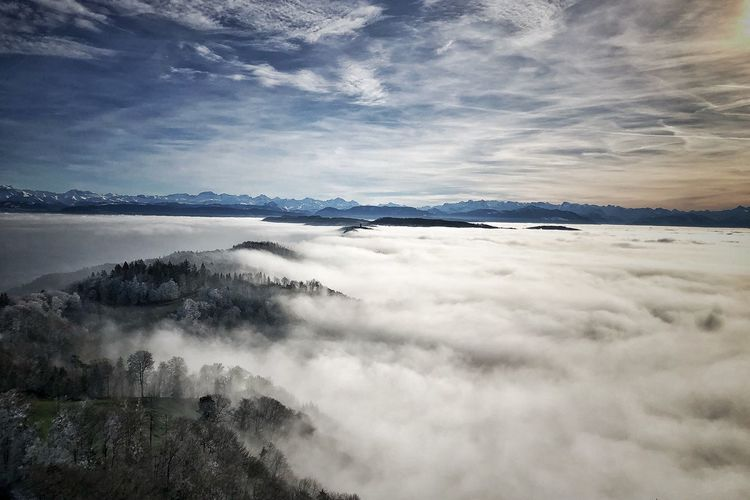 Mountains And Sky Sunset_collection Clouds And Sky Nature Photography Winter Wonderland Nature_collection Frozen Winter Photographer Picoftheday Photooftheday Water Sea Sky Cloud - Sky Scenics - Nature Beauty In Nature Land Nature Landscape Reflection Outdoors Horizon Over Water