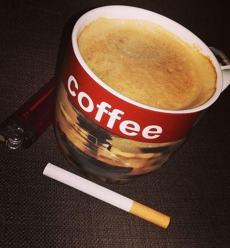 Coffee Coffee Time Coffee And Cigarettes Breakfast Hamburg Drink