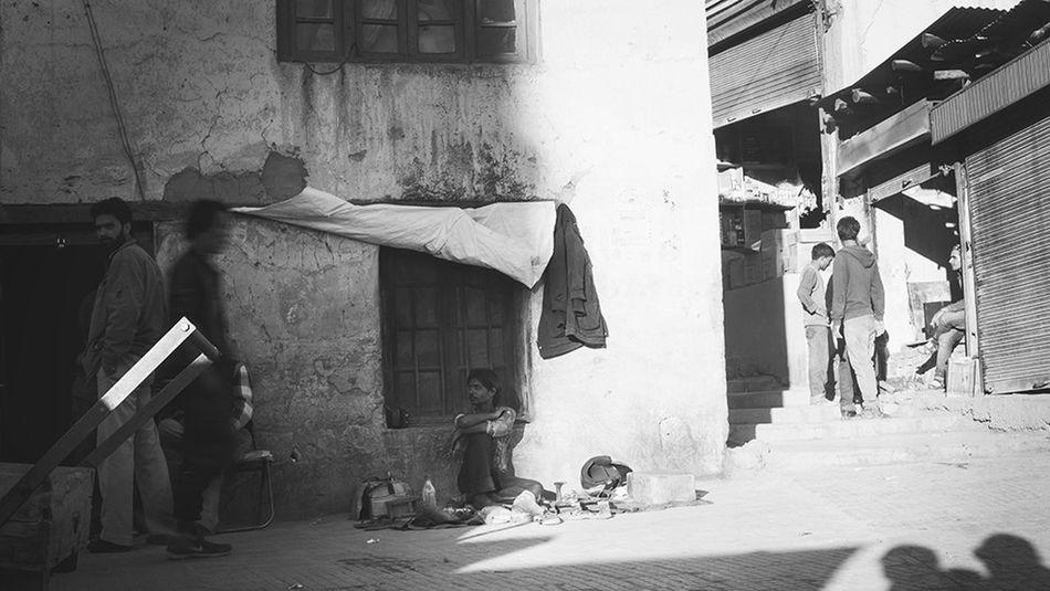 Documentary Boredom Black And White India