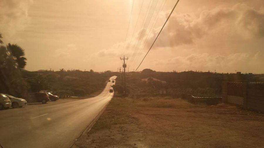 Follow the road and see all the beauty in the world. Destination Follow The Road Road A New Path Beginnings Journey Life Followyourheart Bethere A New Beginning City Oil Pump Sunset Road Bird Dawn Business Finance And Industry Street Sky EyeEmNewHere