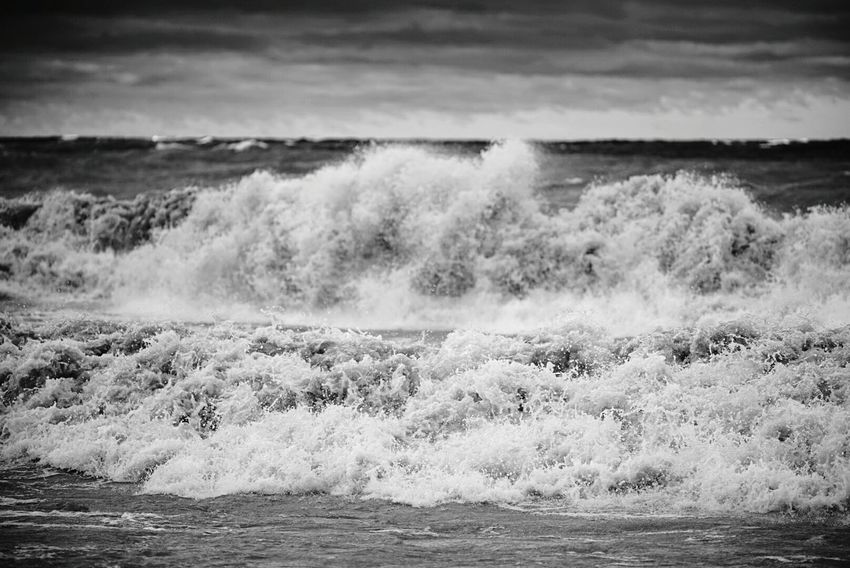 Crash Reimerpics Georgianbay Nature Photography Water Ontario Landscape Waves
