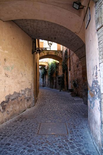 Orvieto, Italy Travel Travel Photography Traveling Arch Architecture Building Exterior Built Structure Day Italian Italy No People Orvieto Outdoors The Way Forward Travel Destinations