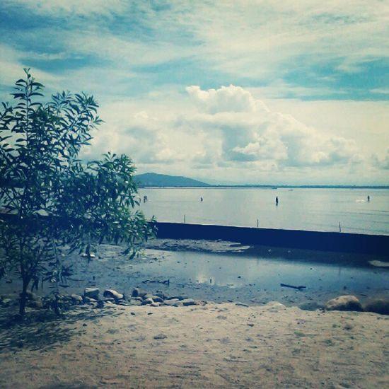 Pantai Labombo Palopo, 8 juli 2012 @raradenanna @nhiar_she KKNreguler Curio Enrekang Palopo wisata