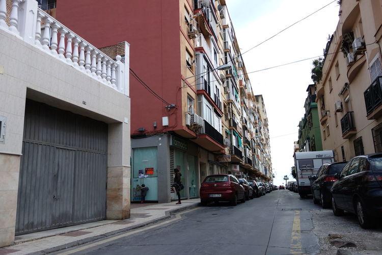 View of buildings