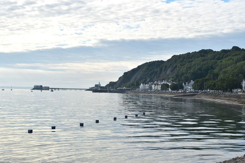 Taking Photos Boats Architecture Mumbles Slipway Pier Seaside Nikon D5500
