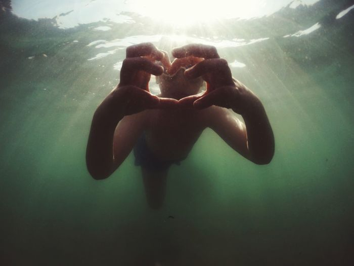 Color Palette Color Palette Love Heart Underwater Underwater Photography Water Sea Diving Gopro World Photo Day Portrait Color Palette Ice Age מייכינרת My Year My View Live For The Story The Great Outdoors - 2017 EyeEm Awards