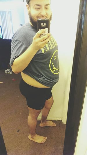 Finally my butt bigger than my gut lol Gay Selfie Me Bootylicious BigBooty