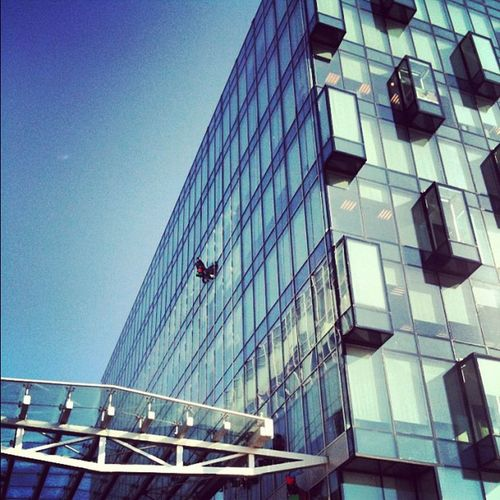 #moscow #city #office #building #instahub #instagood #urban #wall #window #man Office Man Instagood Instahub City Urban Moscow Building Wall Window