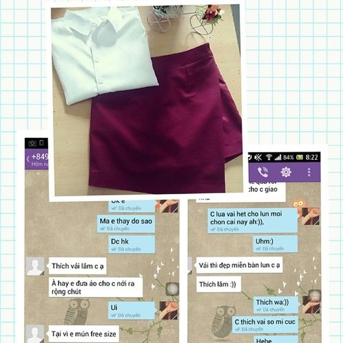 Feedbacktime New chemist & wrap skirt