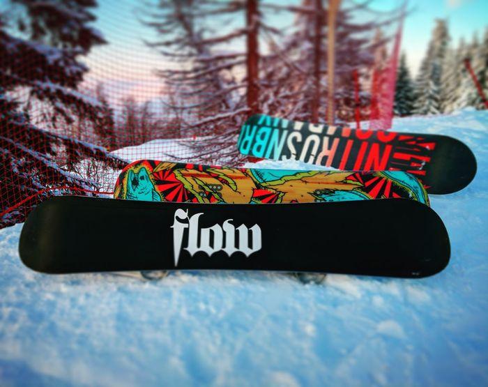 Mountain Snowboard Snowboarding EyeEmNewHere Snow Slope Powder Snow Ski Resort  Ski Slope