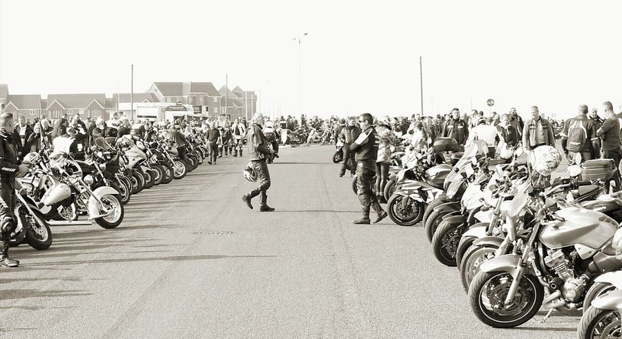 Motorbikes Egg Run New Brighton Showcase March Horse Power My Bike My Adventure Taking Photos Black And White Canon EOS 600D DSLR Good Times
