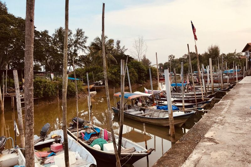 | OLD IS GOLD | EyeEmNewHere Vintage Old Fishing Boat Sky Nature Day Tree Incidental People Water Plant Flag Architecture Chair Land Outdoors Beach Sunlight Table Transportation Seat Cloud - Sky A New Beginning EyeEmNewHere