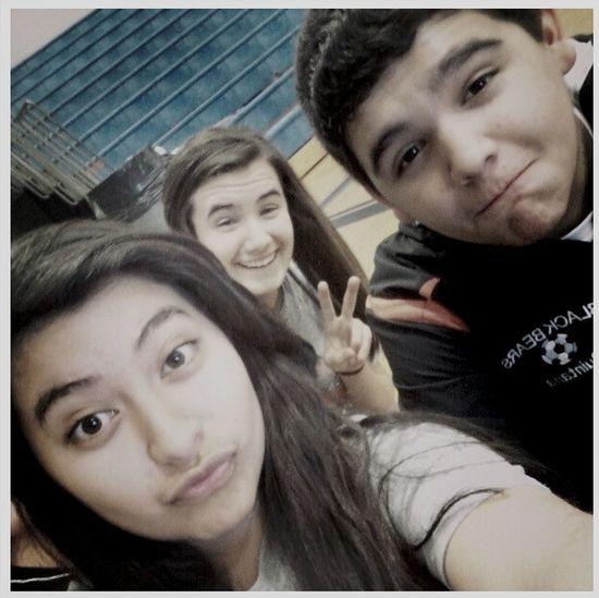 Friends!(: