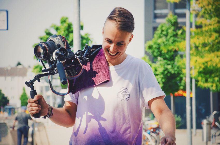 Director Of Photography Dop Kameramann DSLR Cinematography
