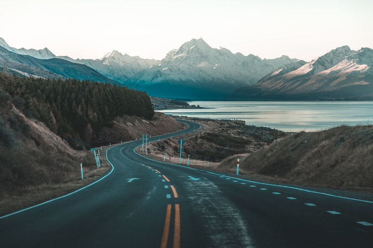 Mt Cook, New