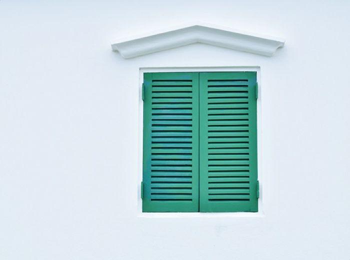 Blackandgreen Window Green Green Green!  First Eyeem Photo