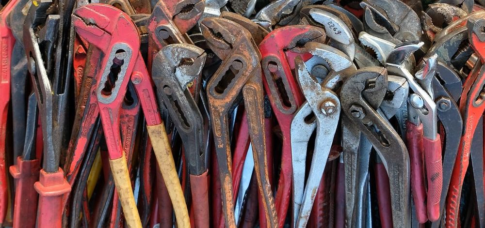 Background Background Photography Background Texture Backgrounds Brocante Building Tools Flea Market Fleamarket Industry Large Group Of Objects Metal Old Metal Old Tools Ordered Ordered Objets Orderly Pliers Second Hand Tongs Tool Tool Collection Tools Working Working Tool Working Tools