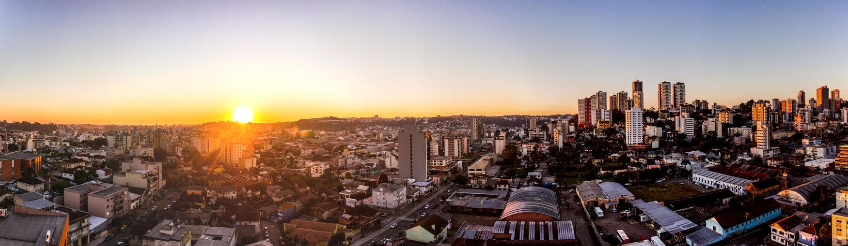 Good View! #beautiful #like #post #love #simple #enjoy #followback #beautifulday #biuldings #home #panoramicview #sky #sun #sunset